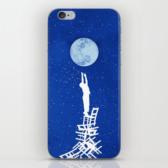 Out of Reach iPhone & iPod Skin