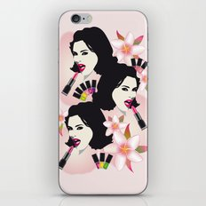 The Beauty of Dreams iPhone & iPod Skin