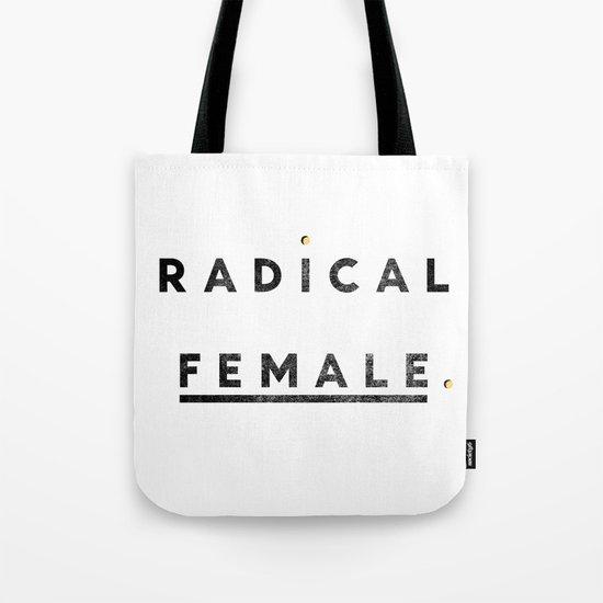 Radical Female Tote Bag