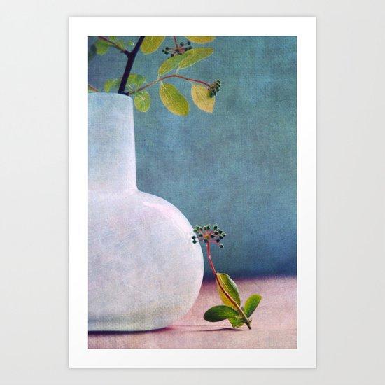 RELAX :-) Art Print