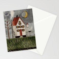 Moonlight Sampler Stationery Cards