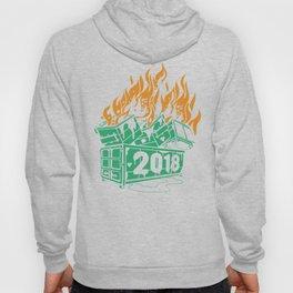Dumpster Fires 2018-2 Hoody