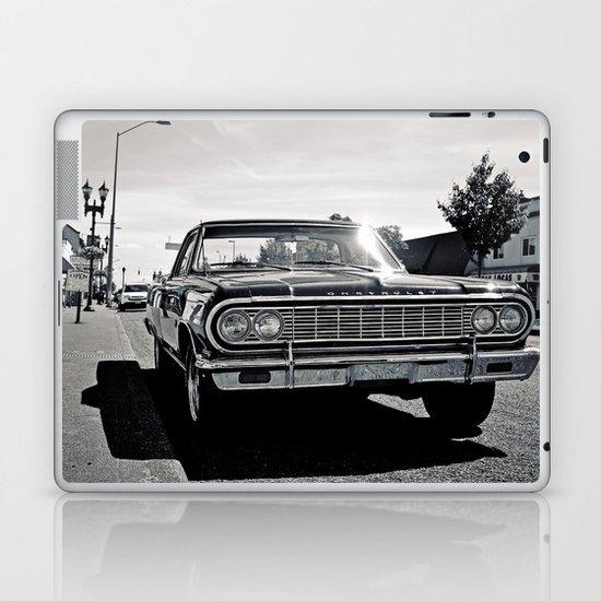 Roadside El Camino Laptop & iPad Skin