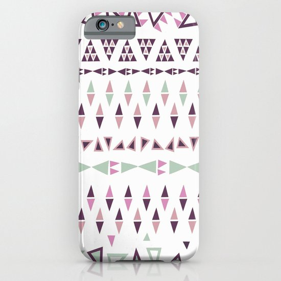 Tribal 2 iPhone & iPod Case