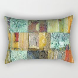 Strip Search Detail #3 Rectangular Pillow