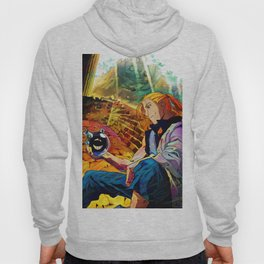 Colorful Father Hoody