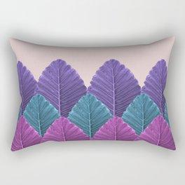 Shades of Palm Rectangular Pillow