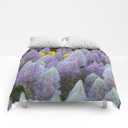 Australian Foxtail Flower Comforters