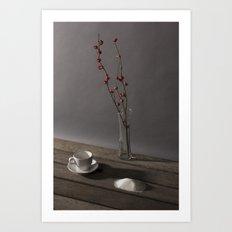 Sugar Still II Art Print