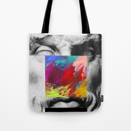 Untitled Composition 474 Tote Bag