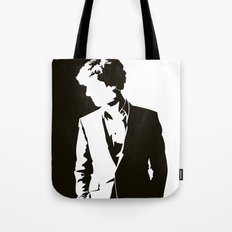 Police don't consult amateurs Tote Bag