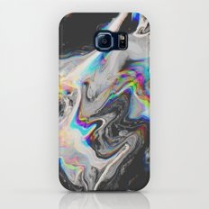 CONFUSION IN HER EYES THAT SAYS IT ALL Slim Case Galaxy S8