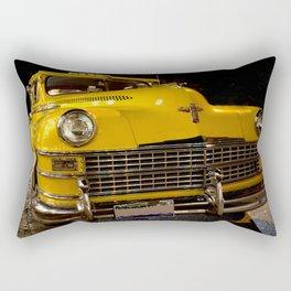 COOL CLASSIC NIGHT TAXI Rectangular Pillow