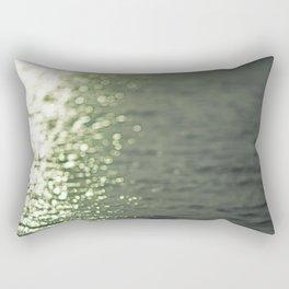 Symbols of the Past Rectangular Pillow