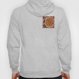 Coffee & Cherry Pie, Food For Thought Hoody