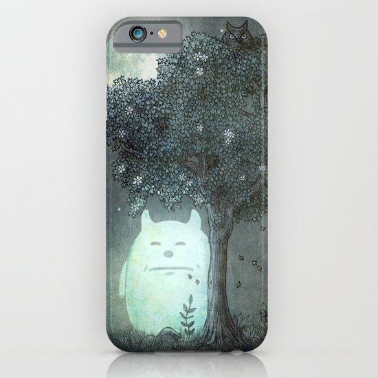 Full Moon Spirit  iPhone & iPod Case