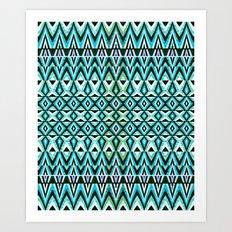 Mix #176 Art Print