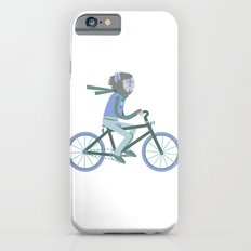 Werewolf Goes For a Ride iPhone 6s Slim Case
