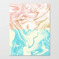 Paint Duality #society6 #decor #buyart Canvas Print