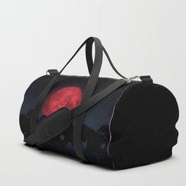 Red moon Duffle Bag