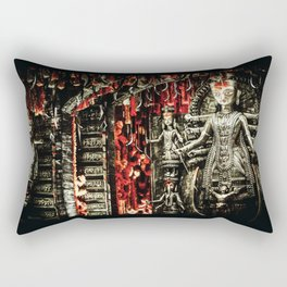 The Desaturated Mother Rectangular Pillow