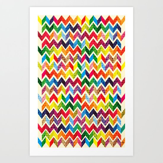 Pao Art Print