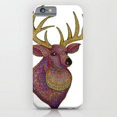 Darling, Detailed Deer Slim Case iPhone 6s