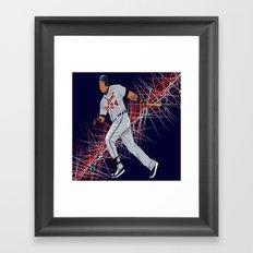 Cabrera Framed Art Print