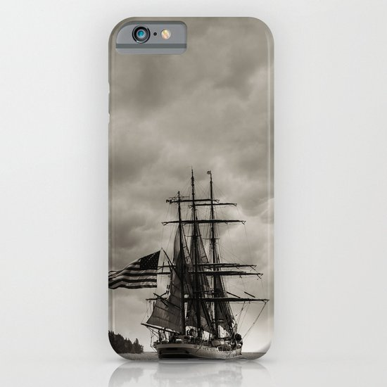 Parade of Sail iPhone & iPod Case