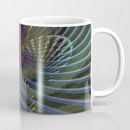 Abstract Mind Bending Coffee Mug
