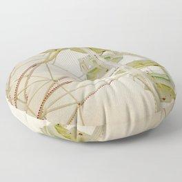 Set Yourself Free Floor Pillow