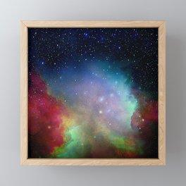 Heaven's Gate Framed Mini Art Print