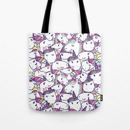 a lot of unicorns Tote Bag