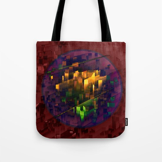 TRAPPIST - Connection II Tote Bag