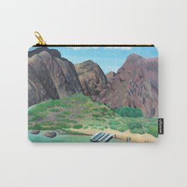 Grand Canyon Rafting Carry-All Pouch