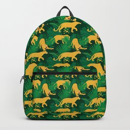 Lions pattern 3 Backpack