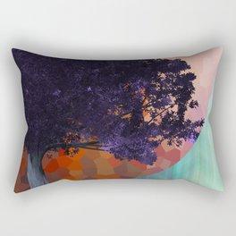 """Purple Haze"" Rectangular Pillow"