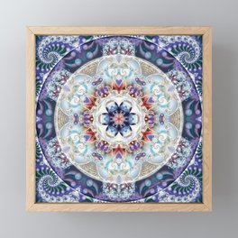 Mandalas from the Voice of Eternity 1 Framed Mini Art Print