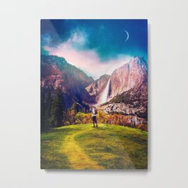 Wherever The Trail May Lead Metal Print