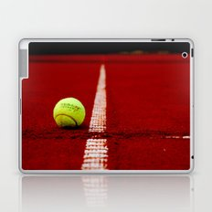 down and out Laptop & iPad Skin