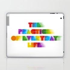 The Practice of Everyday Life Laptop & iPad Skin