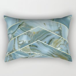 God is the answer Rectangular Pillow