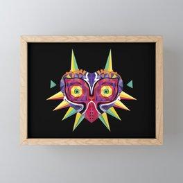 Majora's Incarnation Framed Mini Art Print
