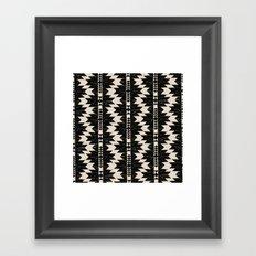 NAVAJO Framed Art Print