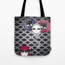 Happy B-Day Samara Tote Bag