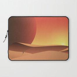 Intergalactic Sunset Laptop Sleeve