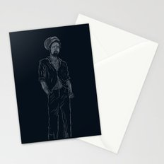 Gregory Isaacs Stationery Cards