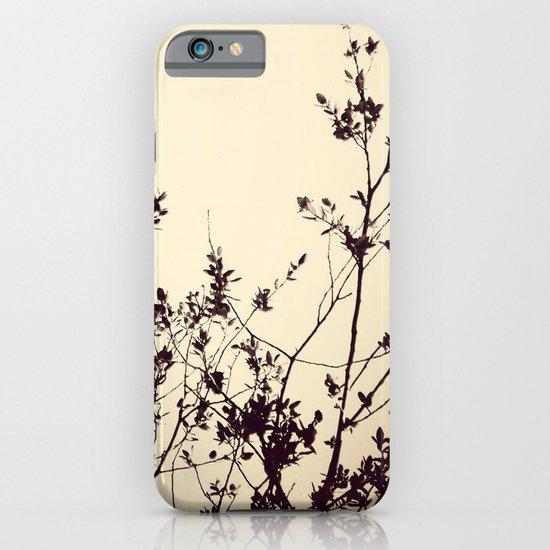 Silhouette II iPhone & iPod Case
