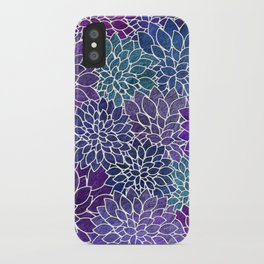 Floral Abstract 22 iPhone Case