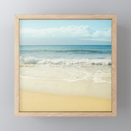 The Voices of the Sea Framed Mini Art Print